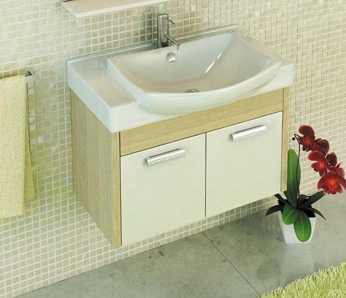 Раковина с тумбой в ванную в тюмени